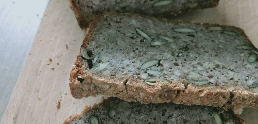 Przepis na chleb z kaszy gryczanej | dietetyknataliamogilko.pl