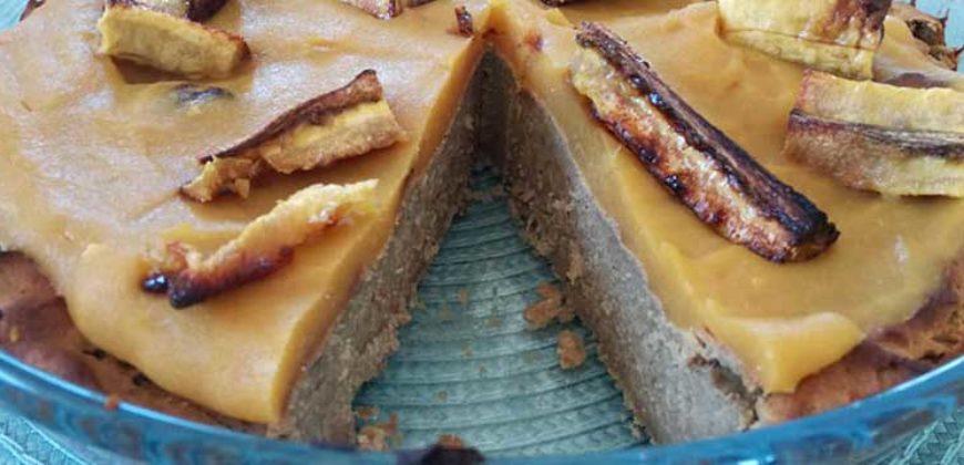 Ciasto białkowe z galaretką z mango | dietetyknataliamogilko.pl
